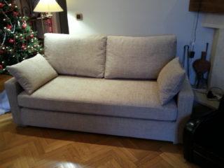 housse de canapé sur mesure