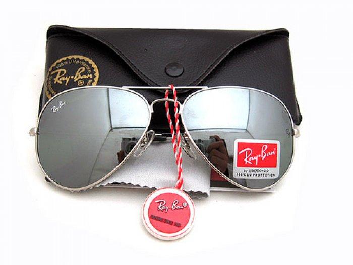 lunettes ray ban aviator miroir