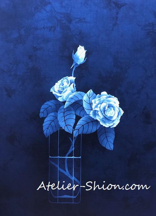 第10回 大田耕治創作藍染展ーModern Japan Blueー@小倉井筒屋
