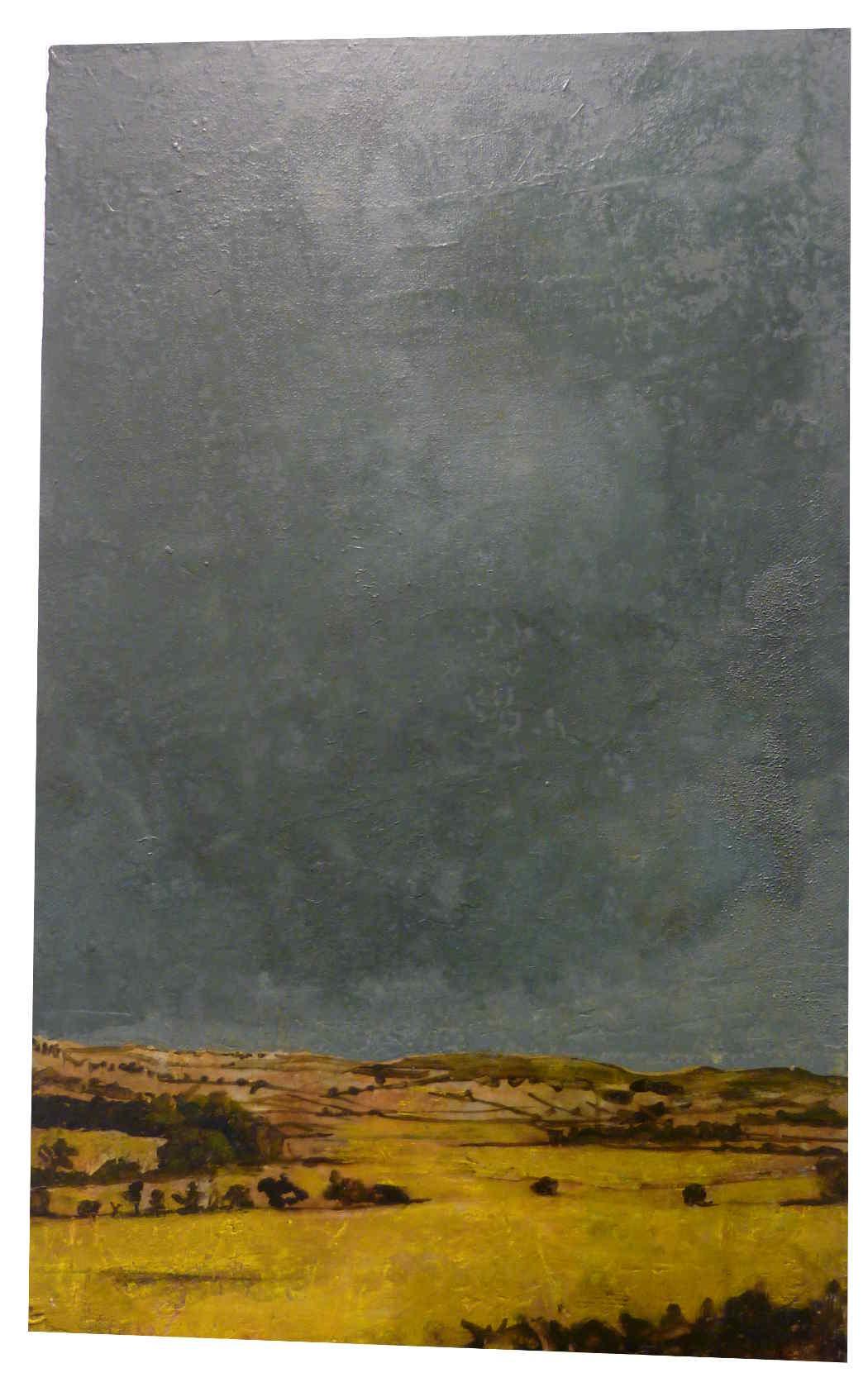 Harry Adams, Collectif - Grey Skies Over Summer Fields