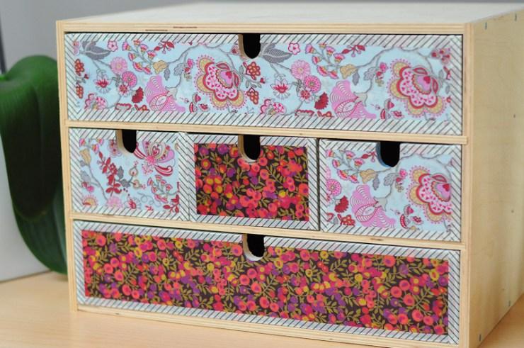 boîte tiroir