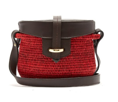 Khokoho Jabu Mini Basket Bag Made In Swaziland Available At Matches Fashion