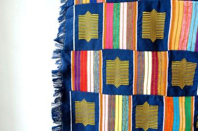 AFRICA BY DESIGN Bob_Grandy_Ghana_Kente Textile Master Weaver