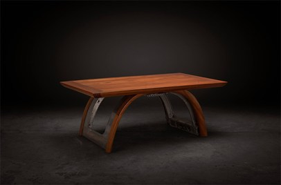 Sky Decor Gikosh Aviation Art Fiscal Shrike Conference Table, Furniture Design Made in Kenya