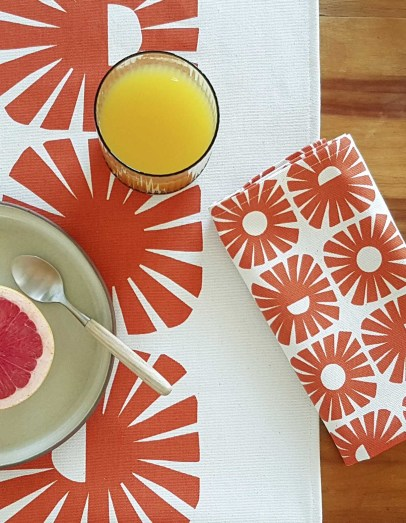 Skinny laMinx Sunny Side Textile Collection