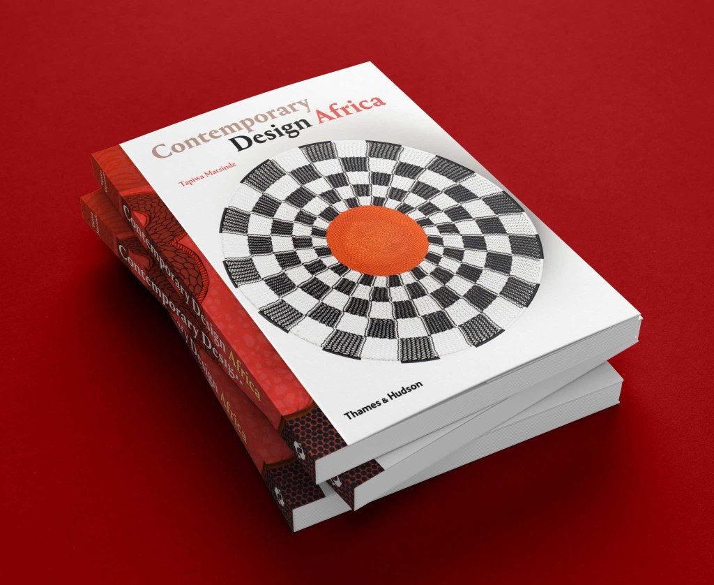 Atelier 55 Contemporary Design Africa Book Cover