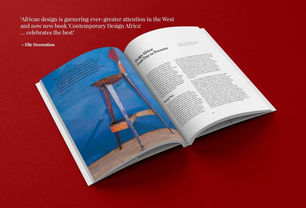 Atelier 55 Contemporary Design Africa Book Tapiwa Matsinde