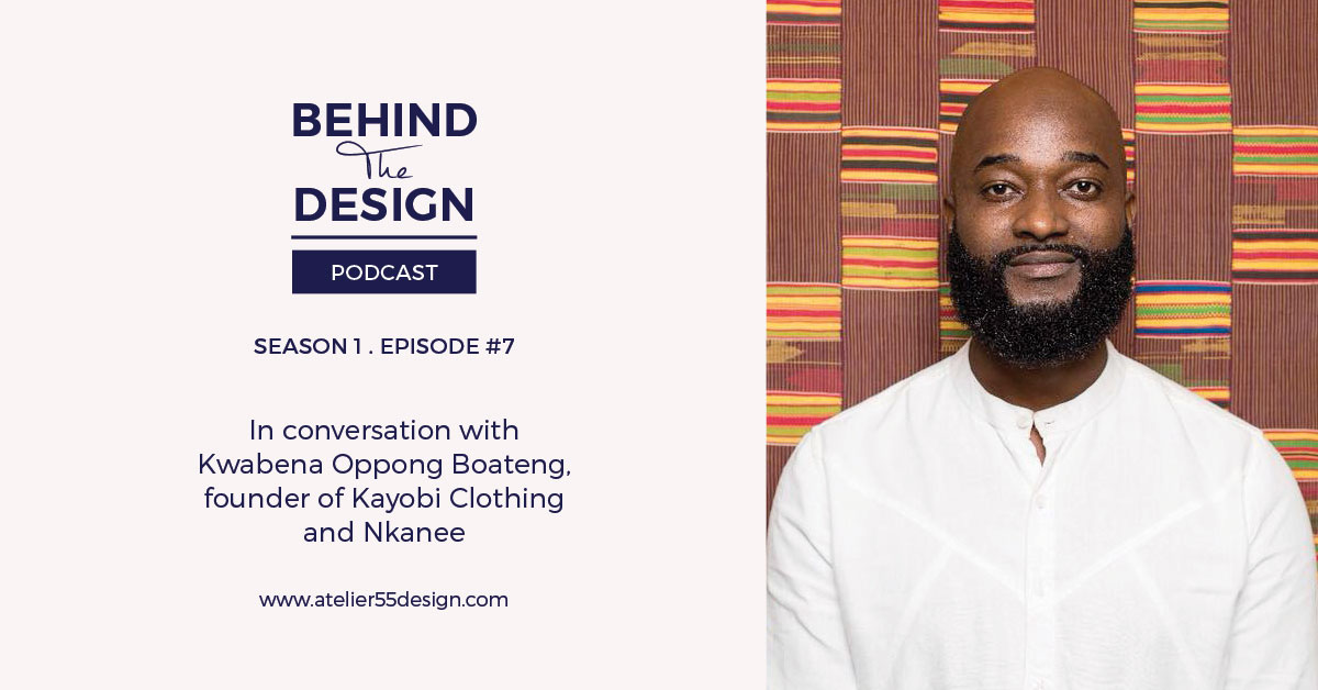 Ep 7: A masterclass in marketing your brand beyond social media and why having your own platform matters with Kwabena Oppong Boateng