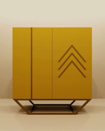 Sifiso Shange's Afri Modern Furniture Tells Stories Through Design