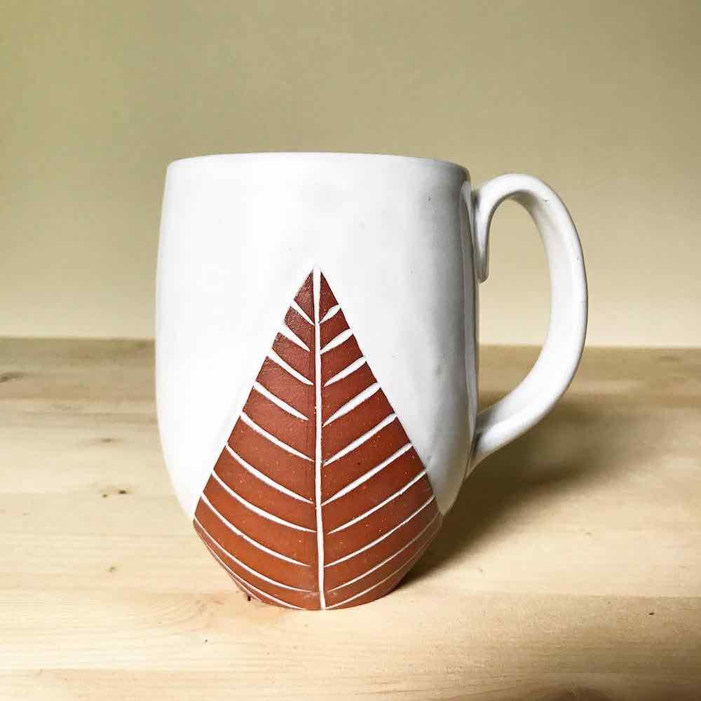 Pottery mug By Osa Atoe