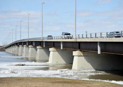 Pont Le Gardeur – Bruit et Vibrations