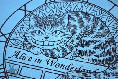 チェシャ猫 トートバッグ