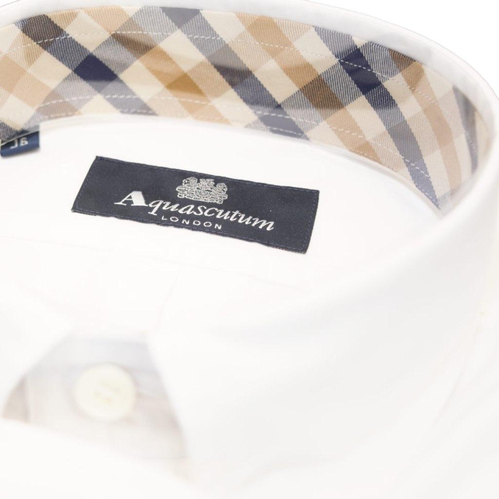 Camicia Aquascutum Bianca