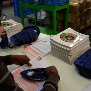 Expéditions postales