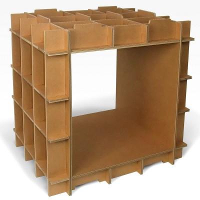 kit meuble en carton