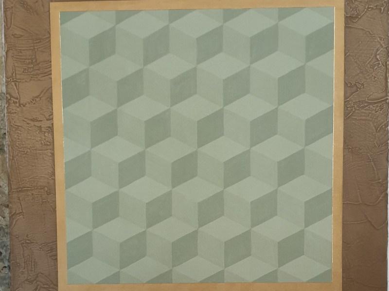 décor géométrique