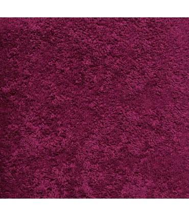tapis de bain 50x70 cm couleur prune