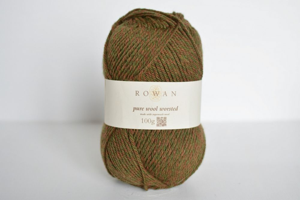 ROWAN - ROWAN Pure Wool Worsted