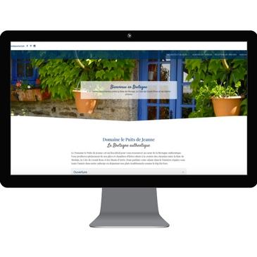 Site Domaine le Puits de Jeanne