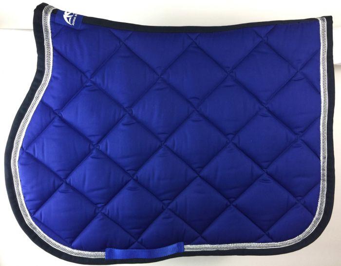 tapis d equitation cso quaks bleu roi