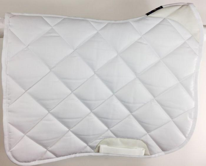 tapis dressage lauren blanc equiline