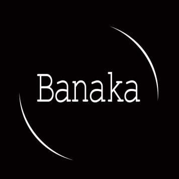 Logo Banaka - Boutique de créateurs à Cambo Les Bains