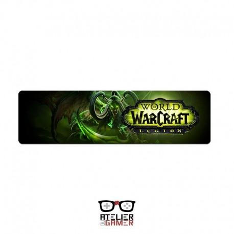 tapis world of warcraft legion big1 tapis de souris grand format 100 gamer 100 francais
