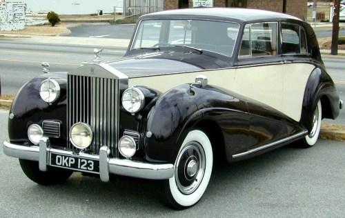 Pièces Rolls Royce lit chien