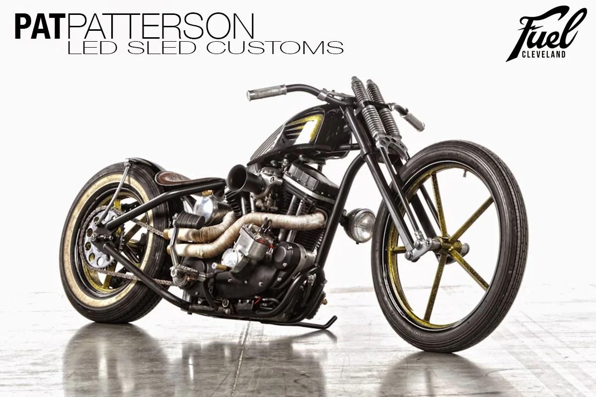 PAT PATTERSON LED SLED CUSTOM