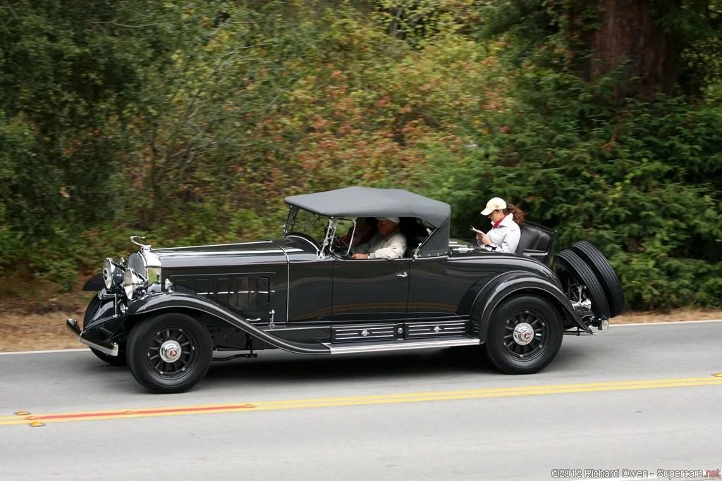 1930 Cadillac Series 452 V16