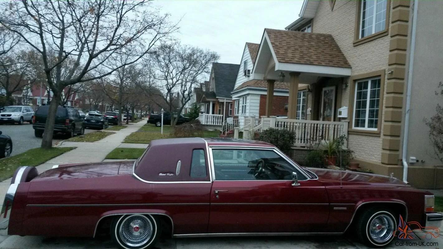 Cadillac DeVille 1983 Coupé Deville