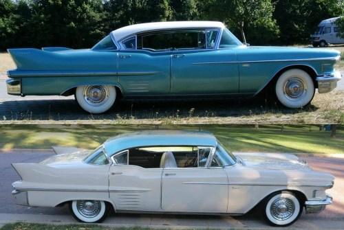 Cadillac Sedan 1958
