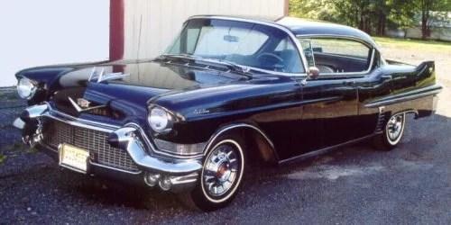 Cadillac Sedan DeVille 1957