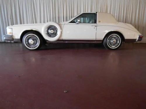 Cadillac Seville Opera Coupe 1981