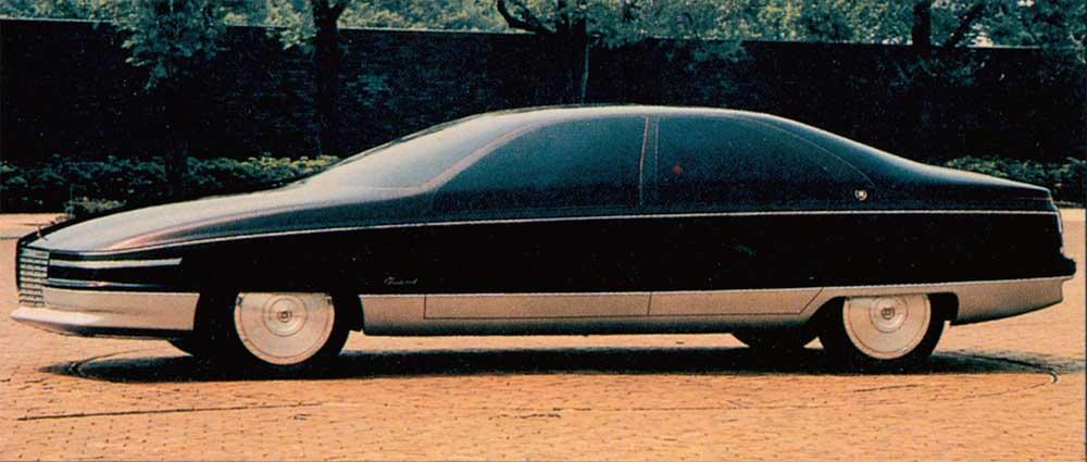 Cadillac Voyage 1988