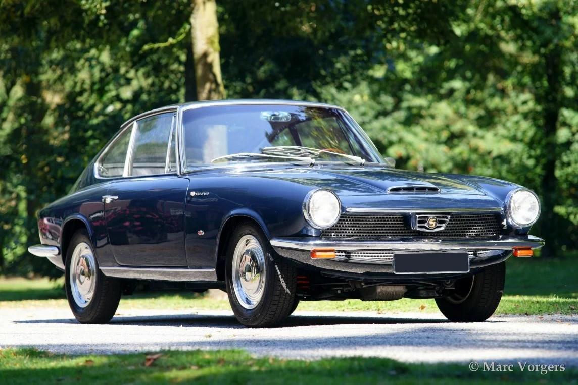 Coupé Glas 1700 GT 1966