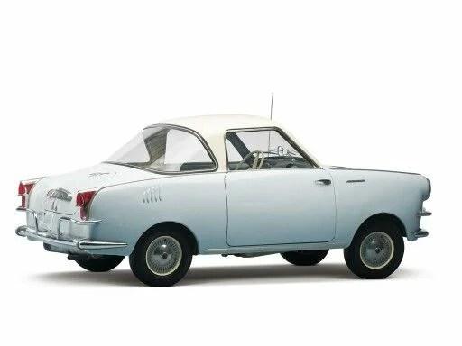 Glas Isard 400 coupé 1959