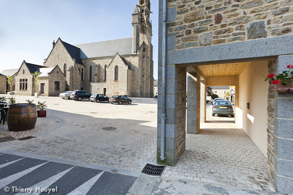 Atelier Du Marais Fougres Pierre Poffa Architecte