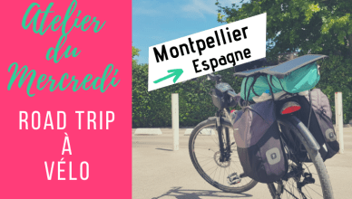 Atelierdumercredi road trip vélo