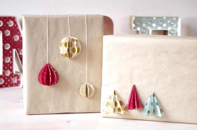 DIY Réalisez des emballages originaux pour vos cadeaux de fin d'année (7)
