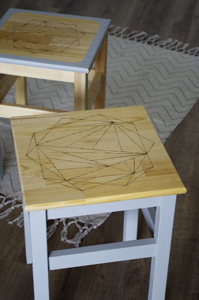 DIY-Tabouret-ikea-pyrogravure