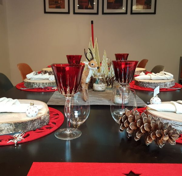 nos belles tables de noel atelier germain