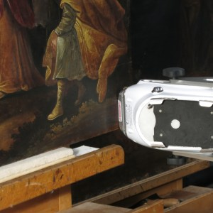 xrf element analyse pigment schilderij painting