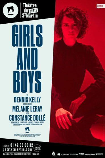 Girls and boys de Dennis Kelly