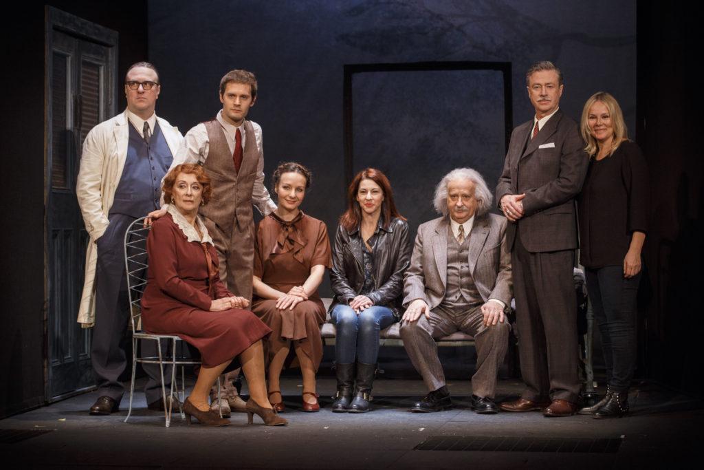 Le cas Eduard Einstein à la Comédie des Champs-Elysées
