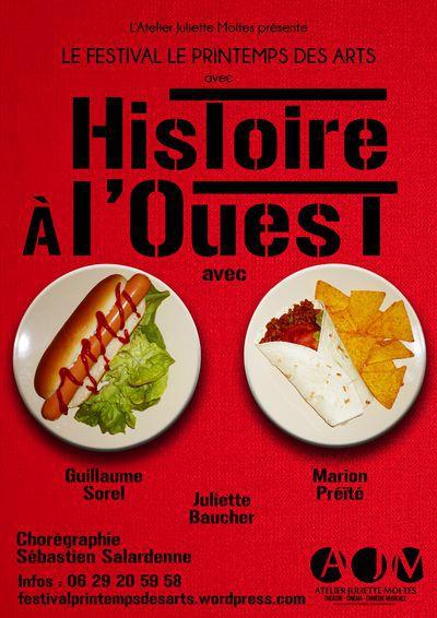 histoire à l'ouest - spectacle atelier juliette moltes