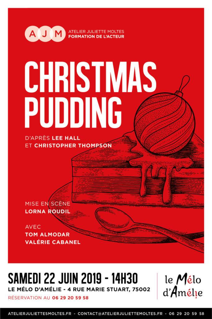 christmas pudding atelier juliette moltes