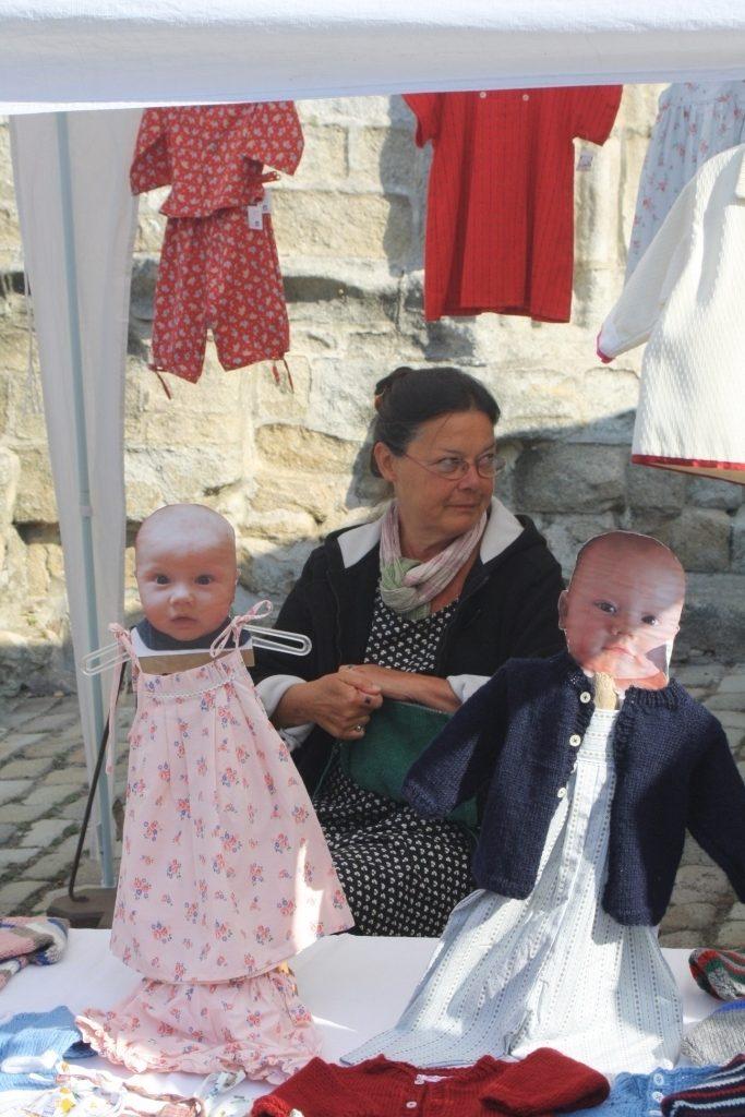 Vêtements de bébé, Annick