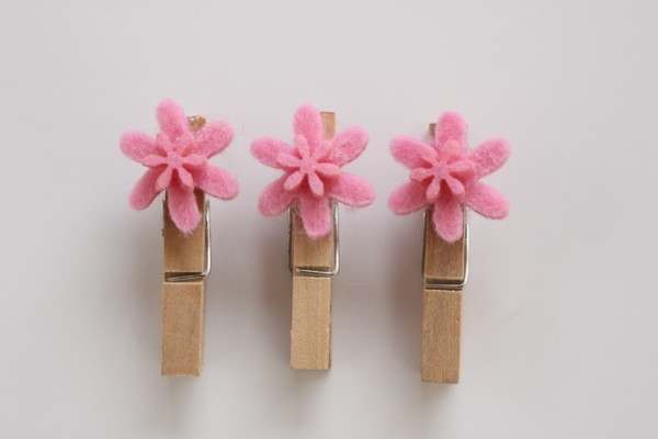 Les deux fleurs rose II