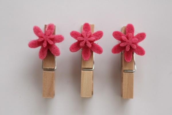 Les deux fleurs rose III
